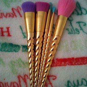 Tarte unicorn brushes